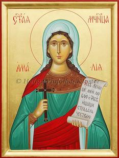 St. Amalia