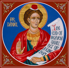 Holy Prophet Daniel -1