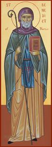 Helige Benedikt av Nursia-1