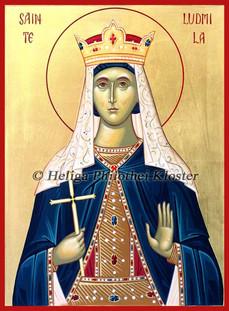 St. Ludmila of Bohemia
