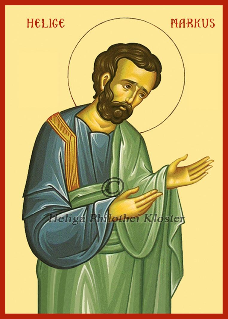Apostle Mark