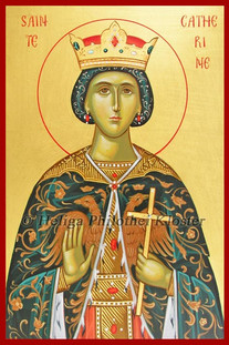St. Katharine (Catherine)-2