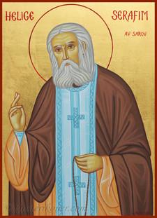 St. Seraphim of Sarov-2