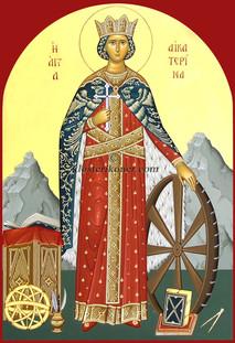 St. Katharine (Catherine)-1