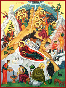 Nativity of Christ -1