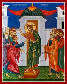 Aposteln Thomas söndag