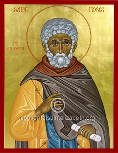 St. Moses the Ethiopian of Skete