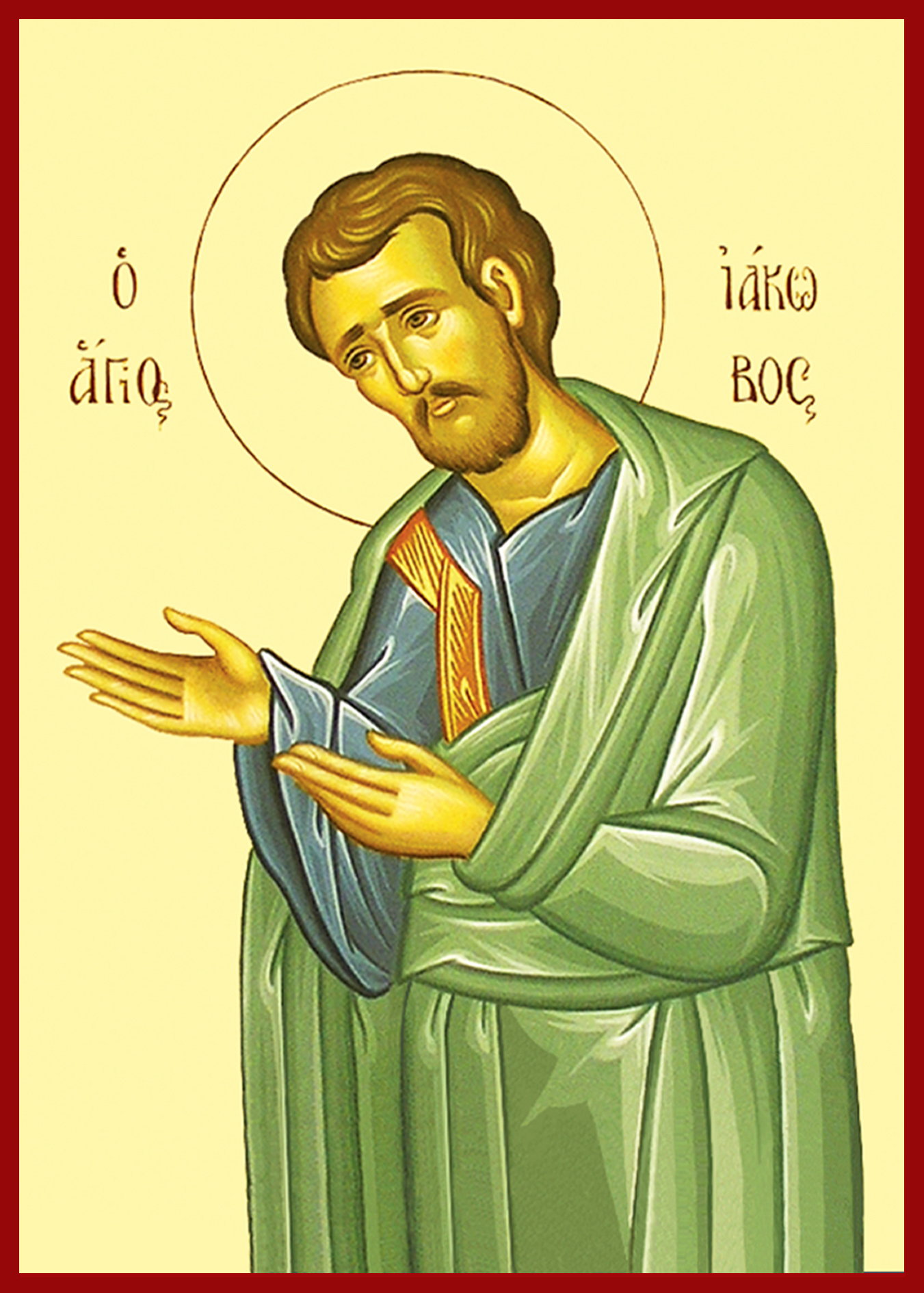 Aposteln Jakob