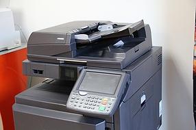 Enregistrement des copies papiers d'orig