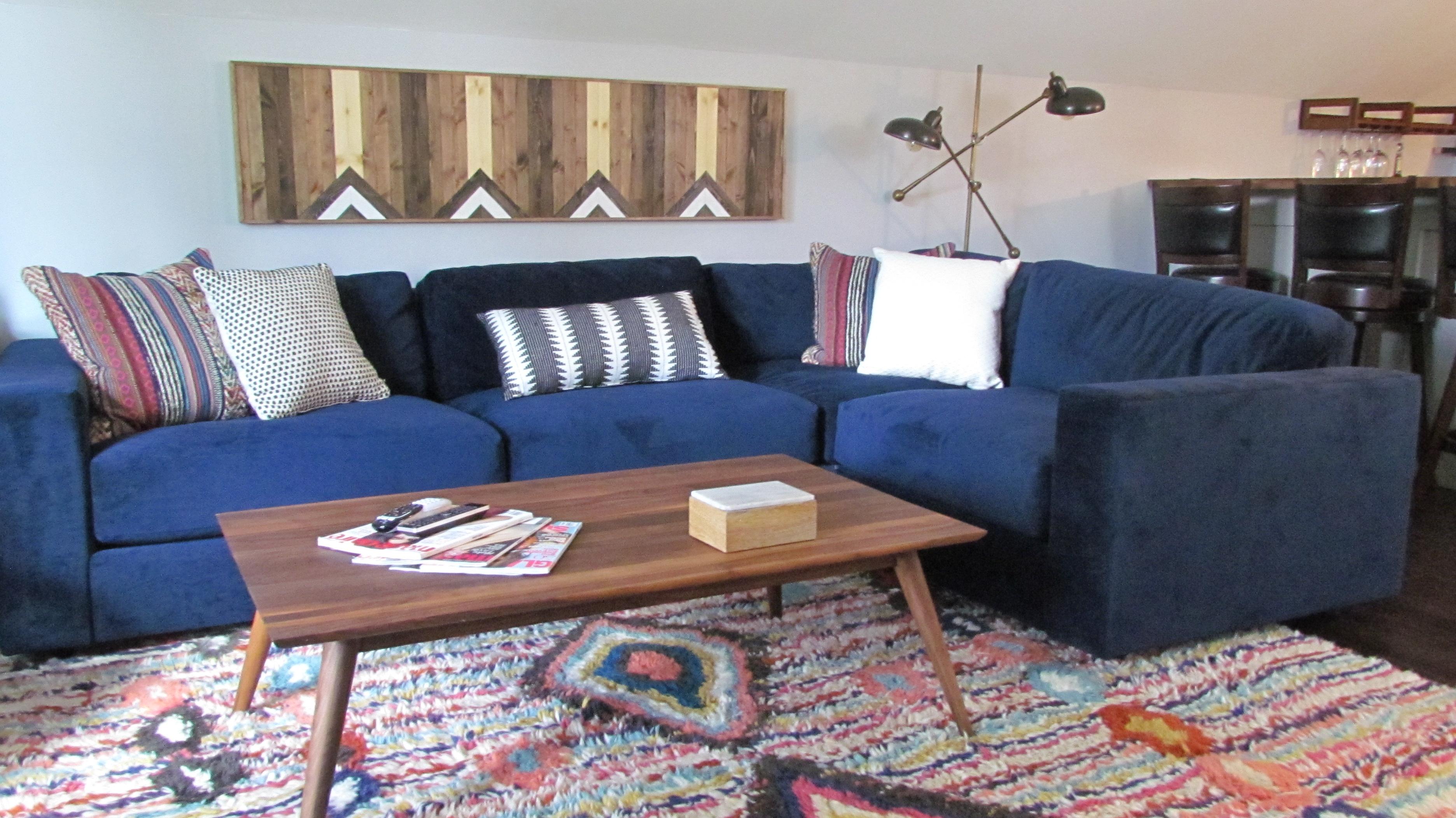 Lounge Revamp