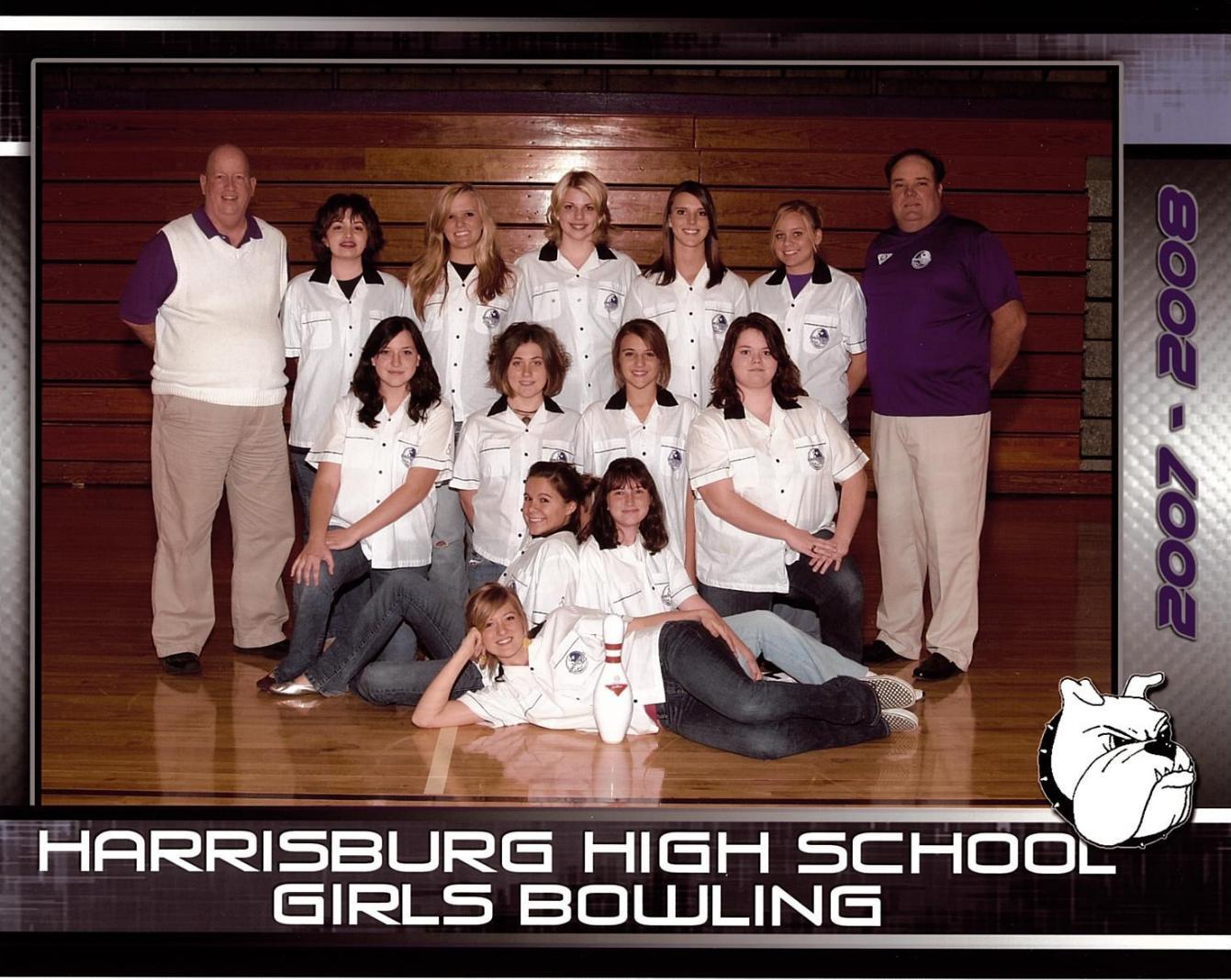 2007-2008 Girls