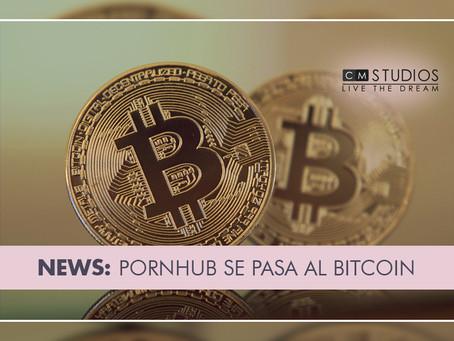 Pornhub se pasa al bitcoin tras la crisis reputacional y el borrado masivo de vídeos