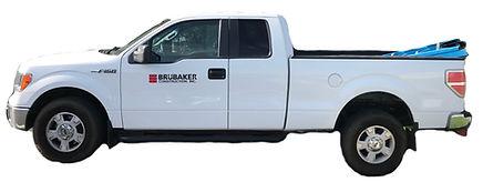 Brubaker Construction Truck