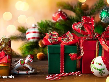 Christmas and Other News