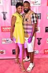 Brooklyn Bridge Fashion Show Dionne & Da