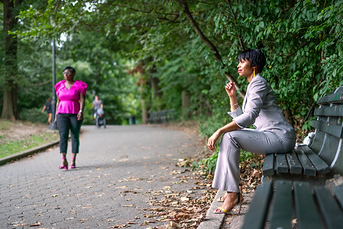 Elicia Walking & Dionne on Bench.png