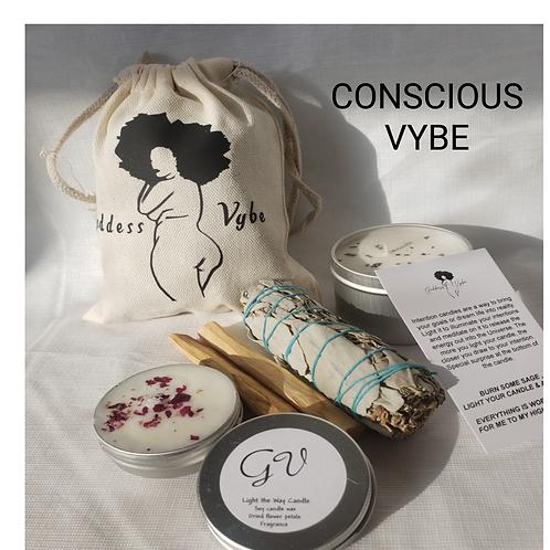 Conscious Vybebag