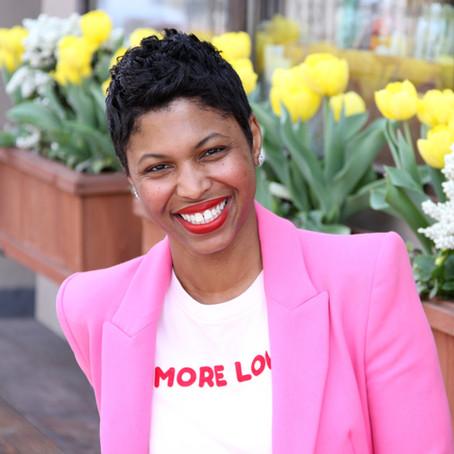 Meet Dionne Nicholls featured in Voyage LA Magazine