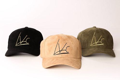 LVC Collection - Suede Cap