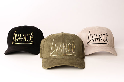 Livancé Signature - Suede Caps
