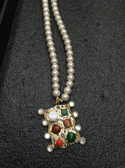 Belle contemporary pendant