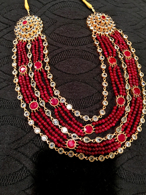 JLo Ruby Necklace