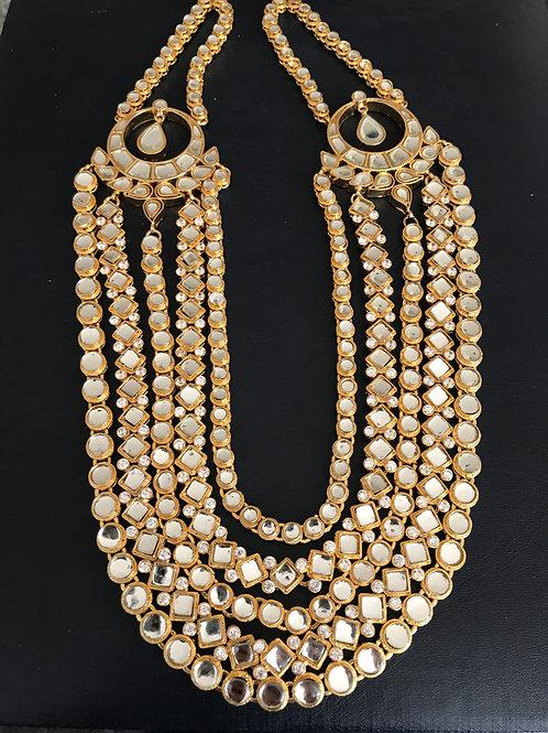 Nadira Kundan Necklace