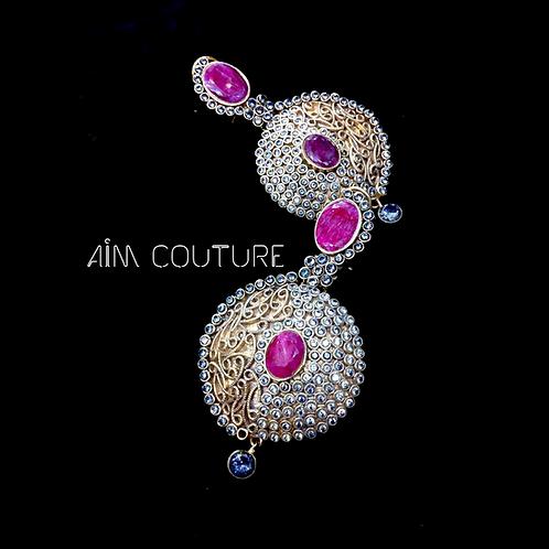 Ahmose earrings