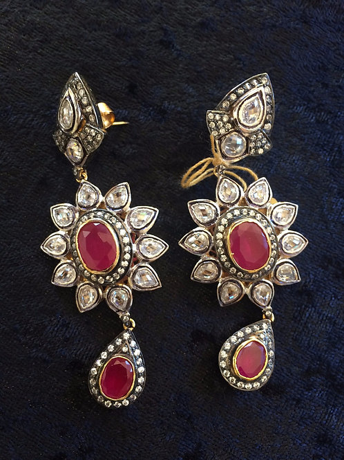 Nehmal CZ earrings