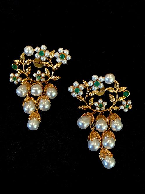 Japanese Garden Earrings