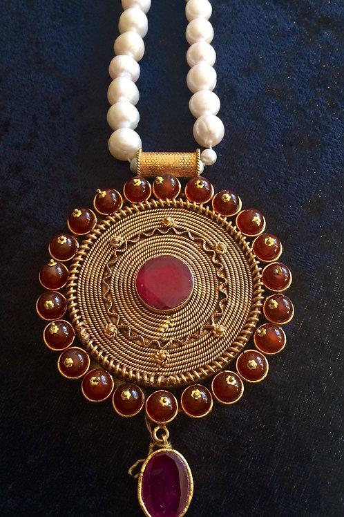 Khaleesi Dial pendant