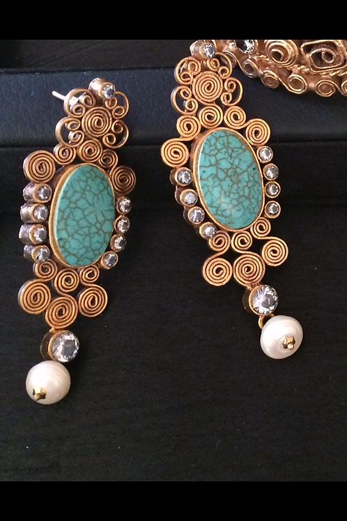 Feroz earrings