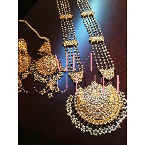 Asmae Gold set