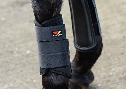 Fleece-lined Brushing Boots