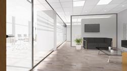 Habilitación Oficinas-Vitacura / Proyecto & Construcción