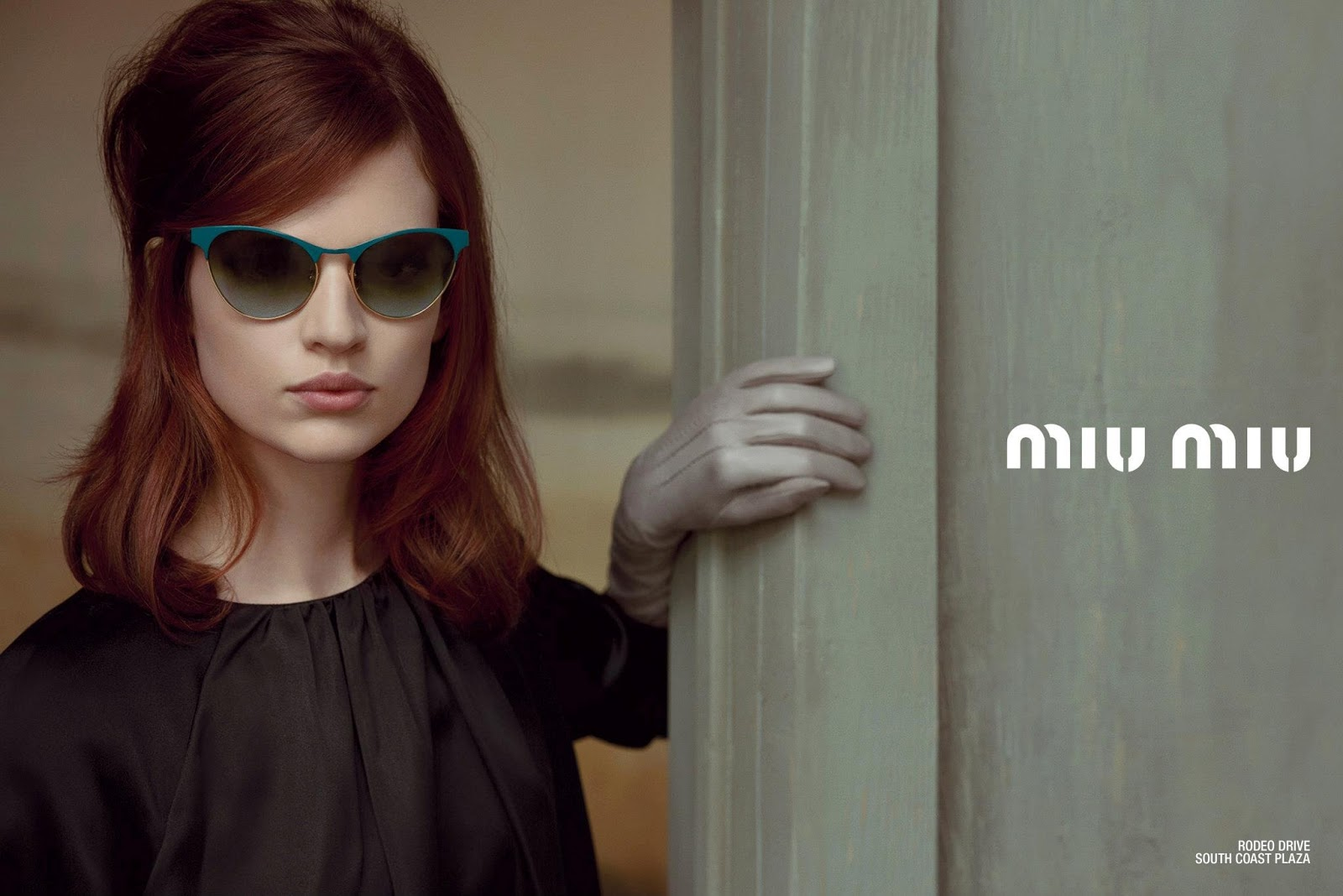 Miu Miu Spring 13 Eyewear by Inez and Vinoodh from tfs - 2