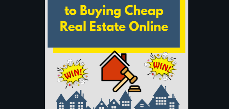 Auctions: The Ultimate Guide to Buying Cheap Real Estate Online