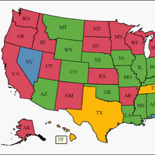 Tax Lien vs Tax Deed State Info