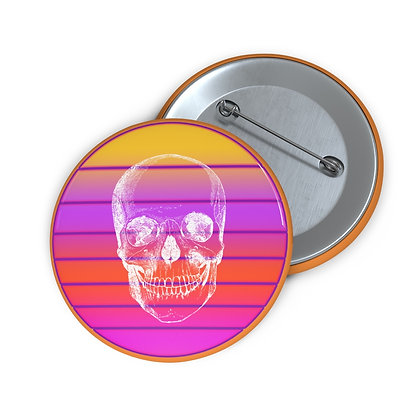 Synth Skull : Sunset Vibes