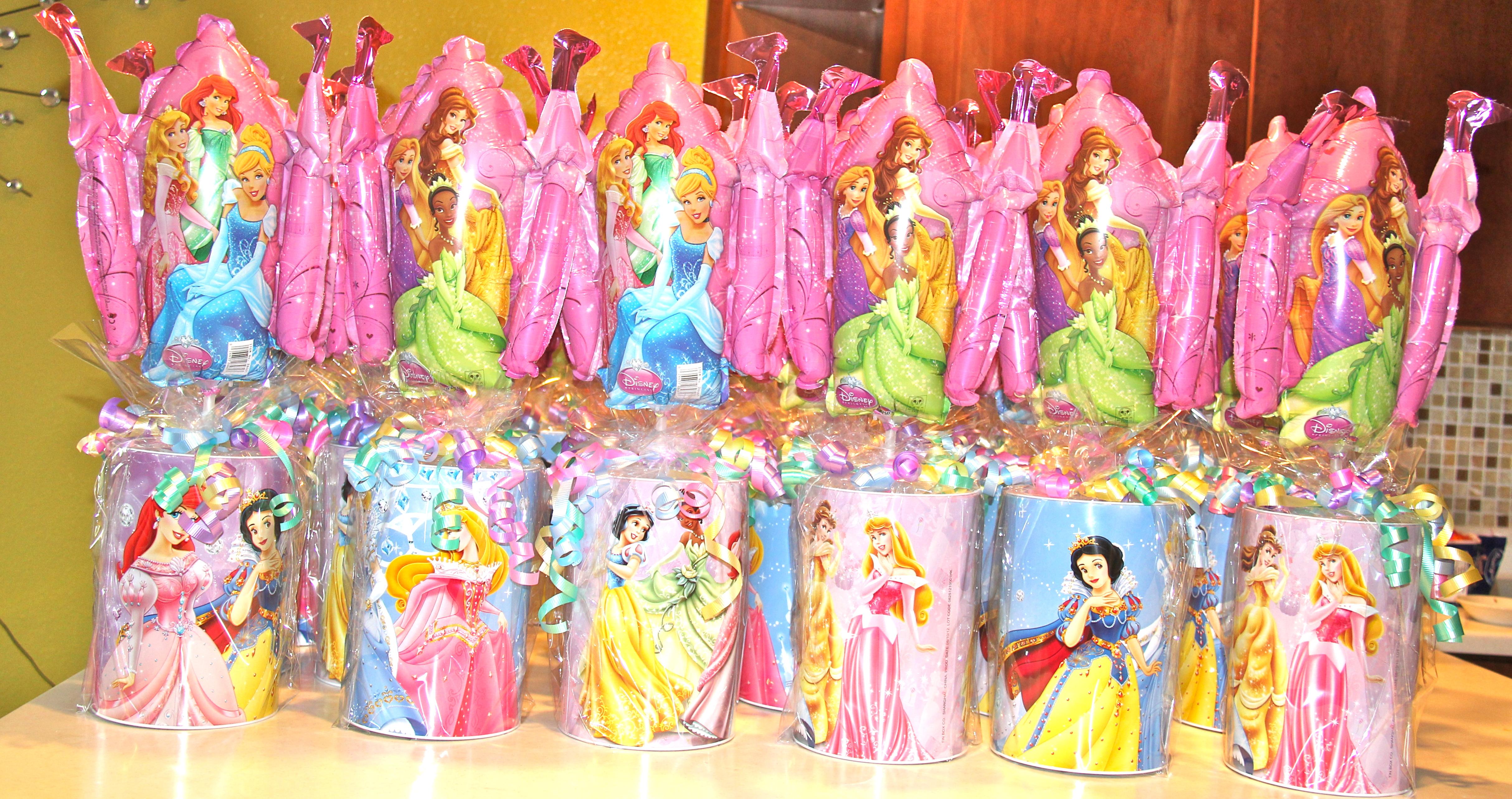princess centerpieces