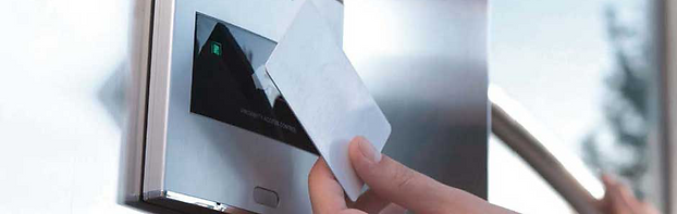 Business Card Access Control Commercial Security