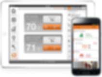 Alarm.com Tablet Mobile Smartphone Remote Control App Security Alarm Company Charlottesville Harrisonburg Richmond Virginia