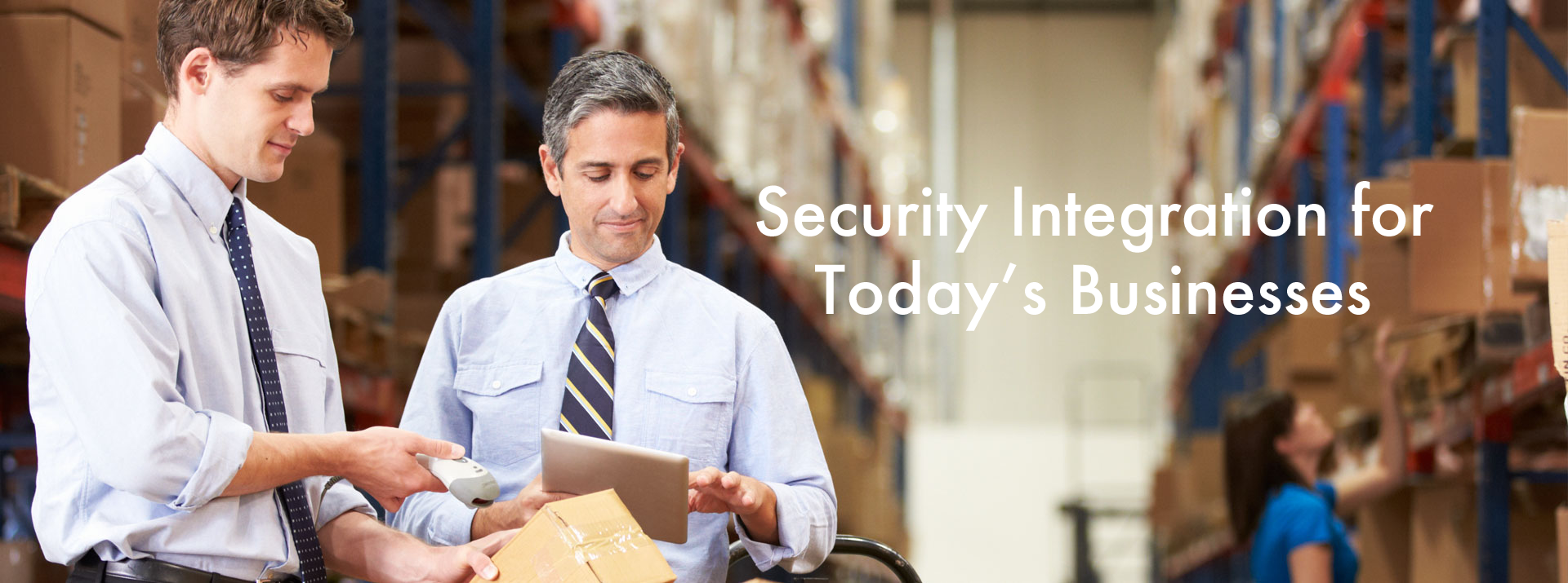 Business Security Integration Alarms