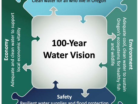 Centering Equity in Oregon's 100 Year Water Vision: A student-led policy paper