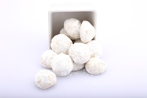 Amaretto Snowball Cookies (4 bags)