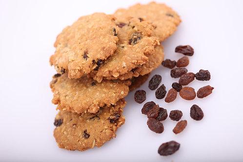 Vegan Oatmeal Raisin Cookies (4 bags)