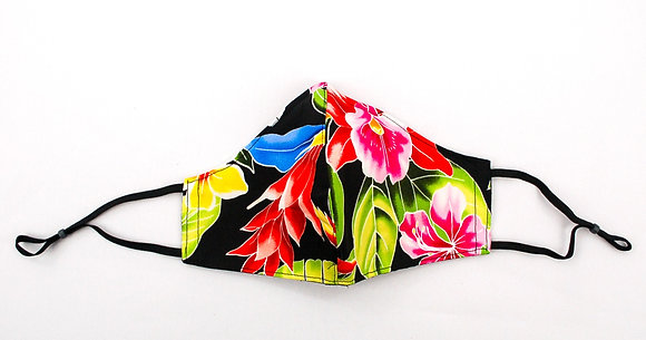 Tropical Mask Bright Garden (Adult)