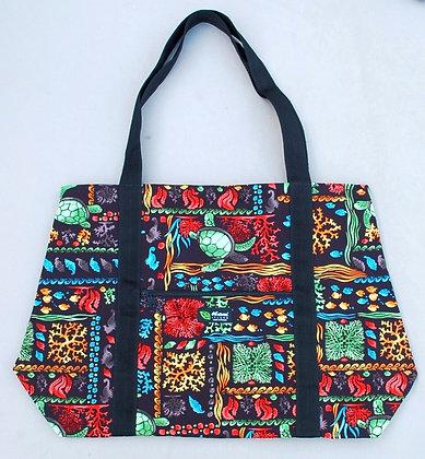 Tropical Weekender Bag Under the Sea Multi