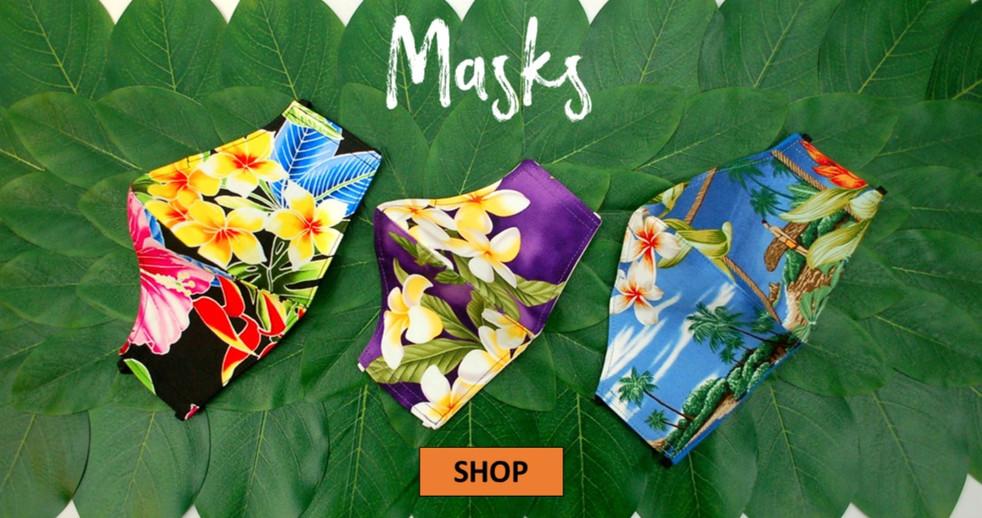 Tropical Masks