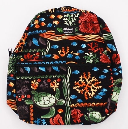 Tropical Backpack (Small) Under the Sea Multi